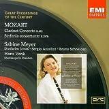 Mozart: Clarinet Concerto; Sinfonia Concertante