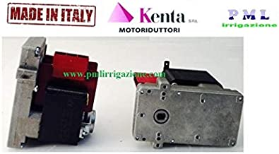 MOTORIDUTTORE KENTA K 917 7350 RPM 8,5 MASCHIO ORARIO MADE IN ITALY STUFA PELLET