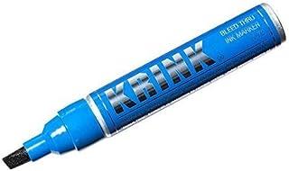 """Krink K-73 """"Bleed Thru"""" Ink Marker, Blue"""
