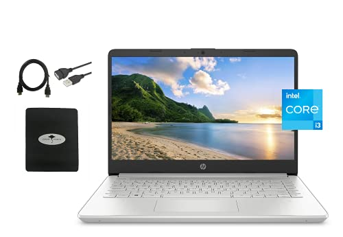 2021 HP 14' Full-HD IPS Laptop for Business and...
