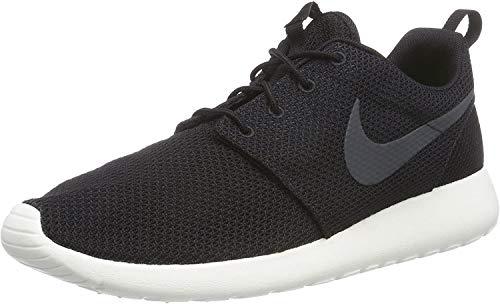 Nike Roshe Run Black/Anthracite/Sail, 9.5