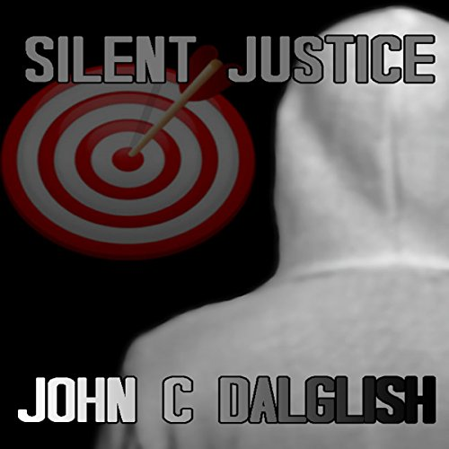 Silent Justice audiobook cover art