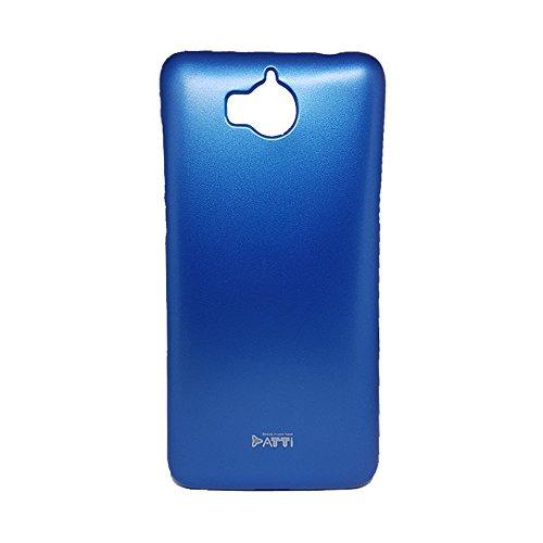Lolipop Funda Protectora Jelly Case para Huawei Y5 Pro (Blue Coral)