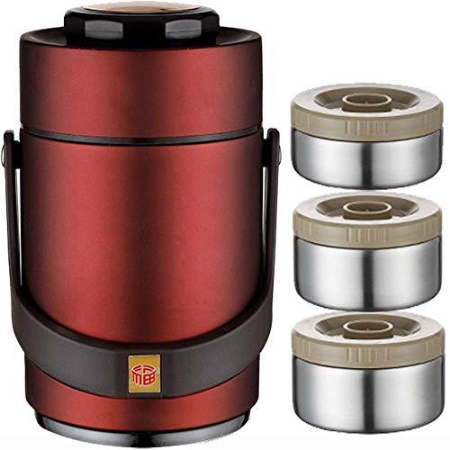 bottl Thermo-Lunchbox aus 304 Edelstahl, vakuumiert, mehrlagig, für...