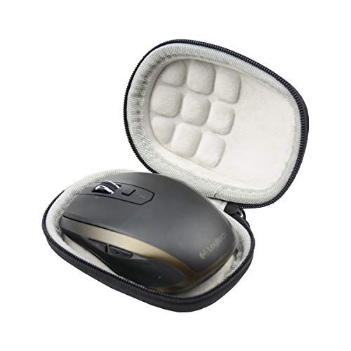 LUYIBA Duro Viaggio Caso Borsa Copertina per Logitech MX Anywhere 2S/2 Mouse Wireless