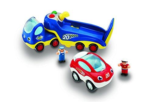 WOW Toys 04015–Rocco 's Big Race