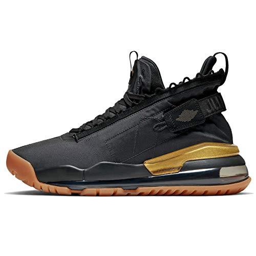 Nike Jordan Proto-Max 720 [BQ6623-070] Men Basketball Shoes Black/Metallic Gold/US 11.0