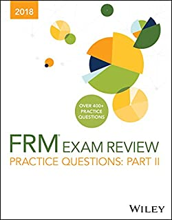 Wiley Practice Questions for 2018 Part II FRM Exam