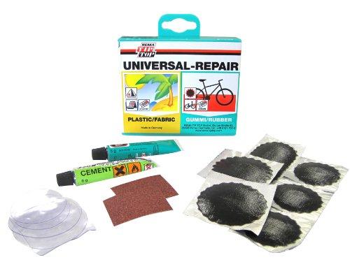 TIP TOP Flick Box Universal Reparatur Set, schwarz, 5 x 5 x 3 cm
