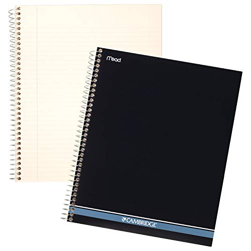Cambridge Ivory Wirebound Notebook, 70 sheets (06196)