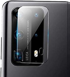 شاشة حماية لعدسة الكاميرا من الجيلاتين لهاتف هواوي بي 40 برو - لون شفاف