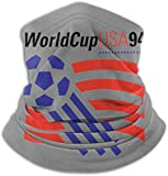 Yoongi93 WM USA 1994 Mode Warm Ski Mikrofaser Halswärmer