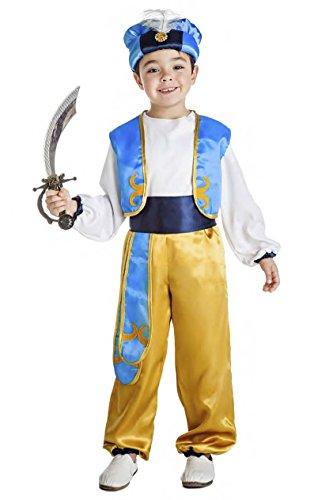 Disfraz de Aladino (Paje de Navidad) 7-9 años