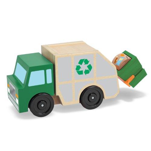 Melissa & Doug Garbage Truck...