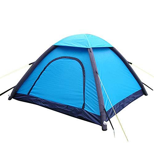 DOLA Im Freien wasserdichte Zelt, Familie tragbare Zelte für 3-4 Person, langlebiges Gut Leicht Strand-Zelt für Park Wandern