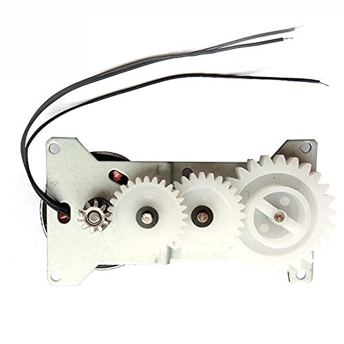CHIXIA Generador De Manivela Brushless AC Pequeño Motor 25 Tipo Microgenerador 3000 R/Min-White
