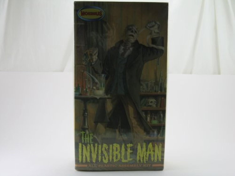 mejor calidad mejor precio HG Wells' Invisible Invisible Invisible Man 1 8 Scale Plastic Assembly Kit by Moebius Models  tienda de descuento