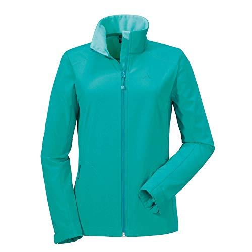Schöffel Damen Softshell Jacket Tarija2 Softshelljacke, Lapis, 46