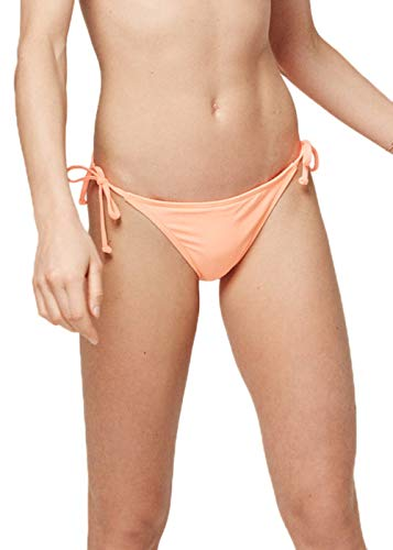 O'Neill Damen PW Bondey Mix Bikini Hose, Gelb (Neon Peach), 38