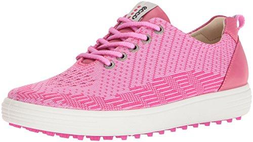 ECCO Damen Womens Golf Casual HYBRID Golfschuhe, Pink (50075PINK-BEETROOT/FANDANGO), 39 EU