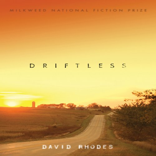 Driftless audiobook cover art