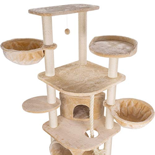 Happypet CAT041 Kratzbaum XXL - 6