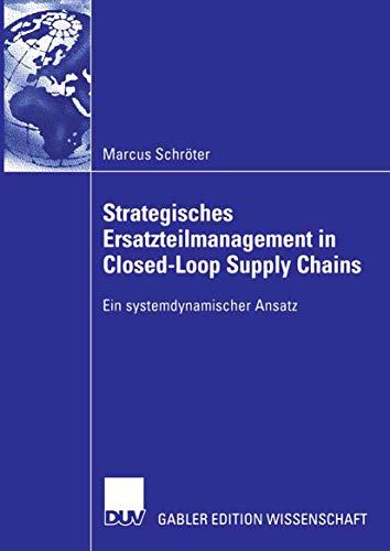 Strategisches Ersatzteilmanagement in Closed-Loop Supply Chains: Ein systemdynamischer Ansatz