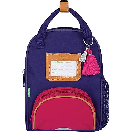 Tann's Porte-Clés Zaino multi-attività per bambini Alia Purple/Pink, Multi-activités pour enfant, Violet