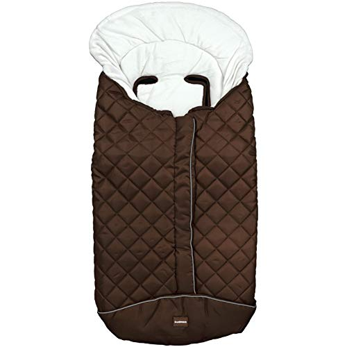 Textures Home – Sac universel Chaise intérieur Coralina couleur chocolat carreaux imperméable 9648 + Cadeau Stylo à bille exclusif