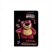 iPadAir4(10.9インチ)ケース iPad 8 ケース 手帳型 Lotso 保護カバー タブレットケース トイ・ストーリー ガラスフィルム キャラクター アイパッド ケース Toy Story スタンド機能 かわいい おしゃれ スタンド付き カバー