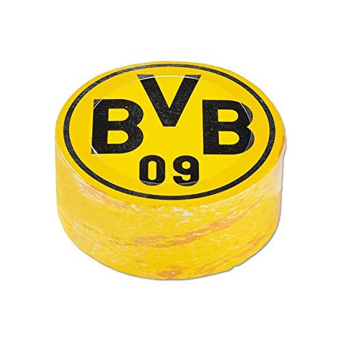 Borussia Dortmund Unisex Bvb-zauberhandtuch Handtuch, Schwarz/gelb, Einheitsgröße EU