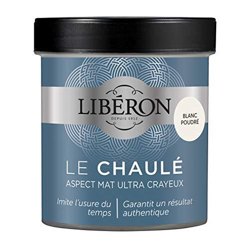 LIBERON Peinture décorative, Le chaulé, Blanc poudré, 500 ML