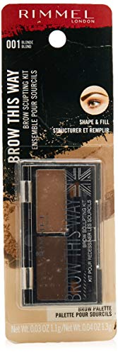 Rimmel Eyebrow Enhancer - Brown - .07 oz