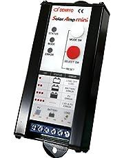 電菱 太陽電池充放電コントローラー Solar Amp mini SA-MN05-8 タイマー付