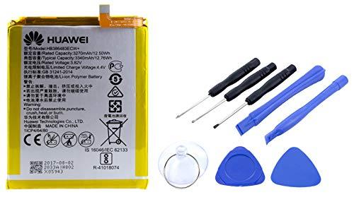 Batteria agli ioni di litio per Huawei Honor 6X, 3340 mAh, con set di attrezzi
