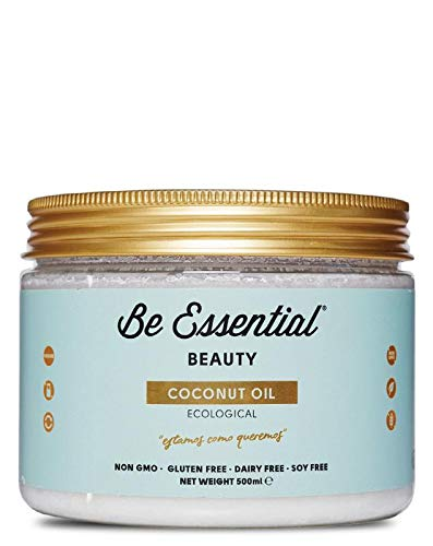 Be Essential - Coconut Oil, Aceite de Coco ecológico, 500 ml