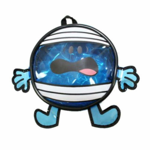 Trade Mark Collections Mr Men 2009 Mr Bump Shaped Coin Purse Blue