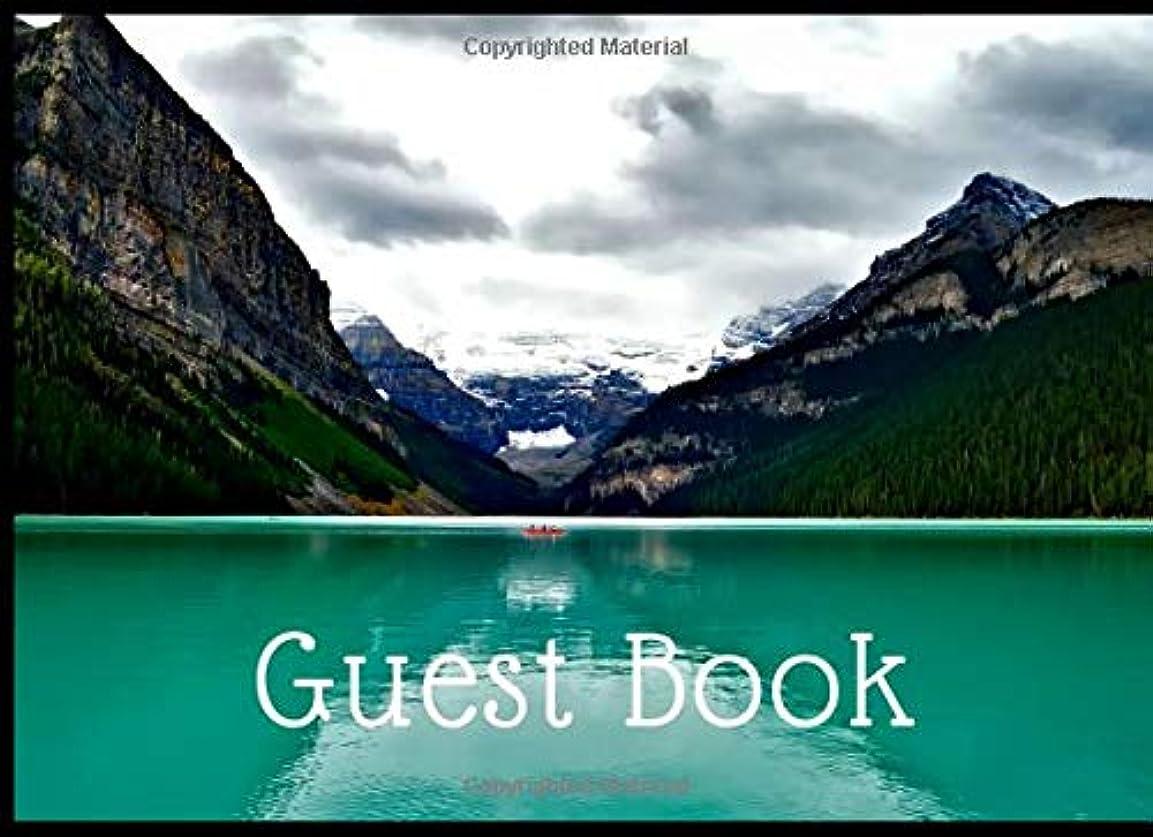 にはまってアダルト意志Guest Book: Airbnb Guest Sign In Book | Greeting Log Book To Suit Any Vacation Home