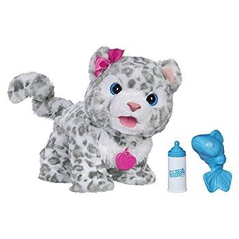furreal snow leopard
