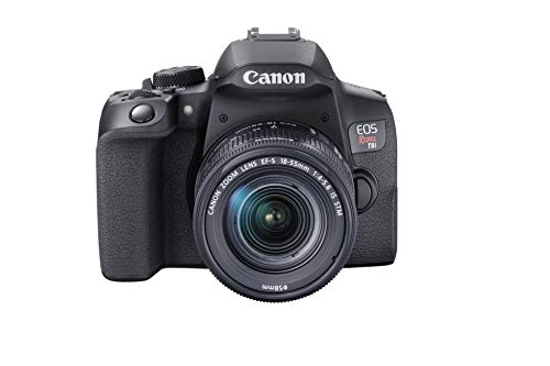 Canon EOS Rebel T8i EF-S 18-55mm is STM Lens Kit,...