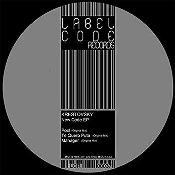 New Code EP