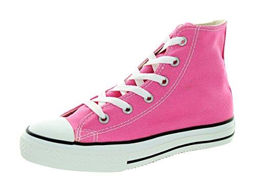 Converse Unisex-Kinder Ctas Core Hi Sneaker, Pink, 31 EU