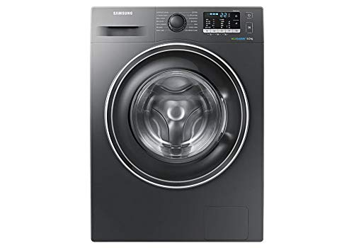 Samsung WW80J5555EX 8KG 1400RPM Graphite Ecobubble Washing Mach