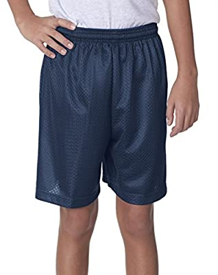 A4 NB5301 Youth Tricot-Lined
