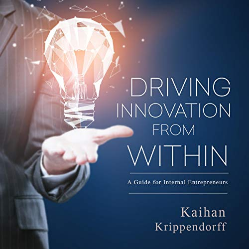 Page de couverture de Driving Innovation from Within