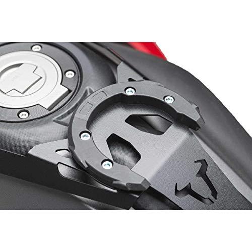 SW-MOTECH EVO Tankring, QUICK-LOCK Funktion, Schwarz für Yamaha MT-07 (14-17) / Moto Cage (15-)
