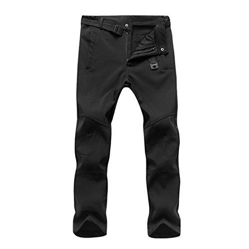 Freiesoldaten Men's Water Repellent Lightweight Hiking Pants Outdoor Sports Trousers