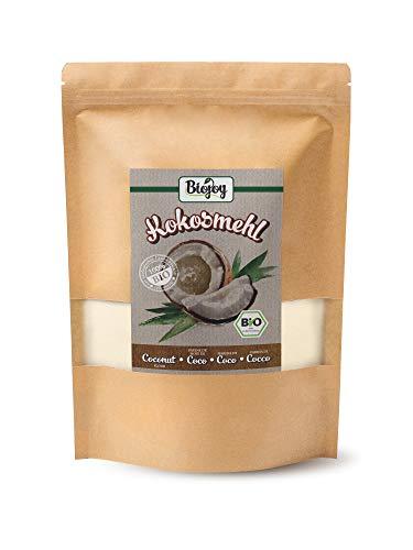 Biojoy Harina de coco BIO, desgrasada - Cococs nucifera (1kg)