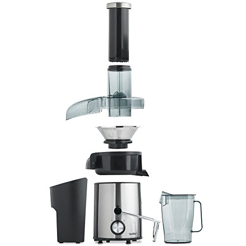 VonShef Juicer Machine for Whole Fruits and Vegetables, Powerful Dual Speed Settings & Extra Wide Feeding Chute for…