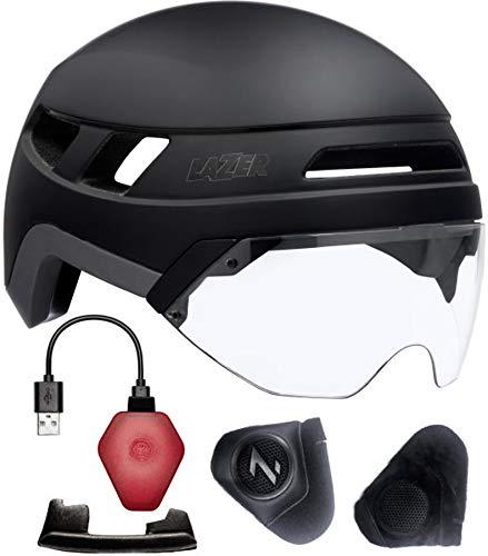 Lazer Urbanize MIPS Helm Matte Black Kopfumfang M | 55-59cm 2020 Fahrradhelm